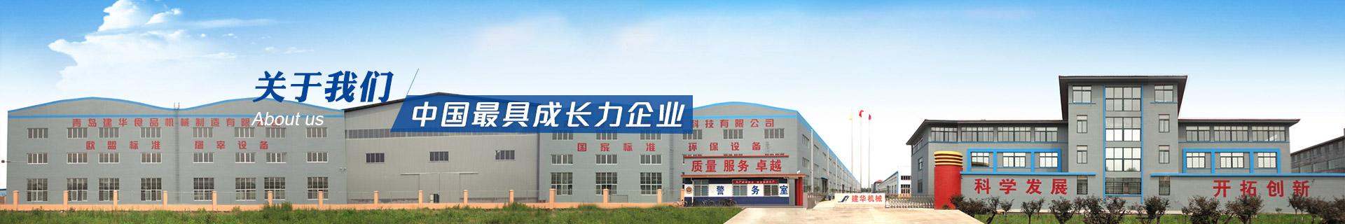 建华机械-中国最具成长力企业