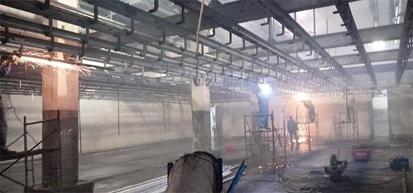 青岛建华接下北京二商大红门年屠宰100万头猪项目