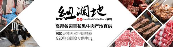 青岛建华接下高青黑牛(纽澜地黑牛)欧式年产7万头牛生产线